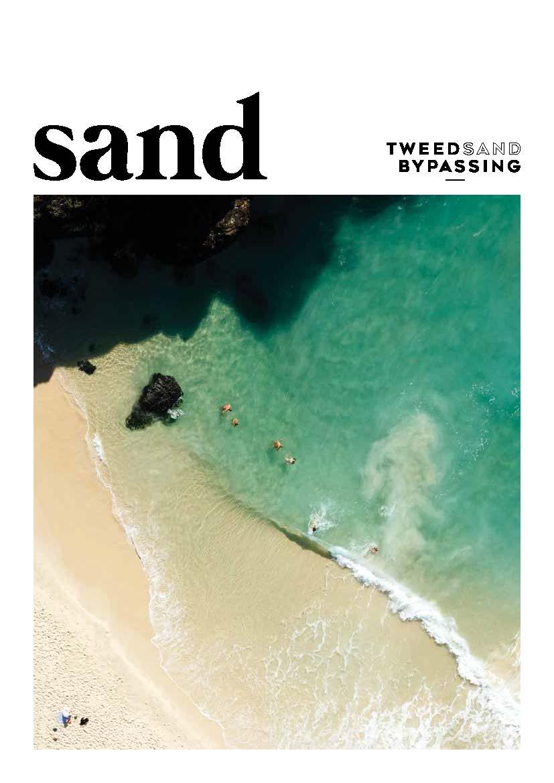 Sand Magazine Cover