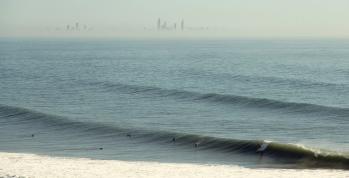Surfing Coolangatta